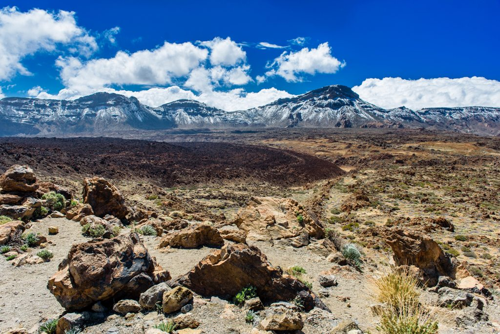 Finding Bliss in Getting Lost in Tenerife